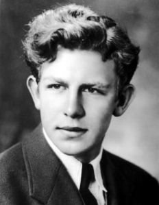 A young Andy Griffith