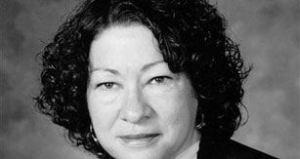 Supreme Court Associate Justice designate Sonia Sotomayor