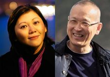 Yiyun Li and Wayne Wang