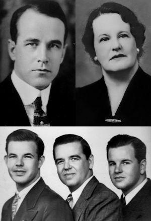 The Cornett Family