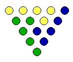 Peg Problem - 3-Mirror Grid
