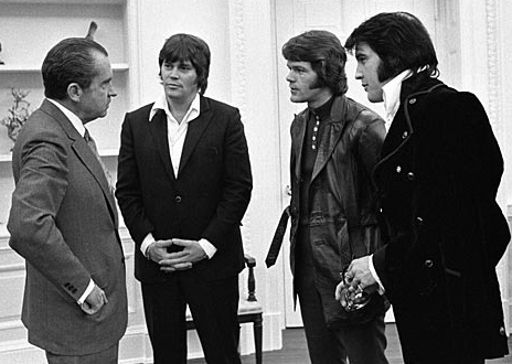Elvis & Nixon (real)