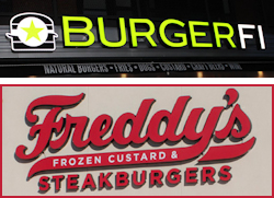 BurgerFi and Freddy's