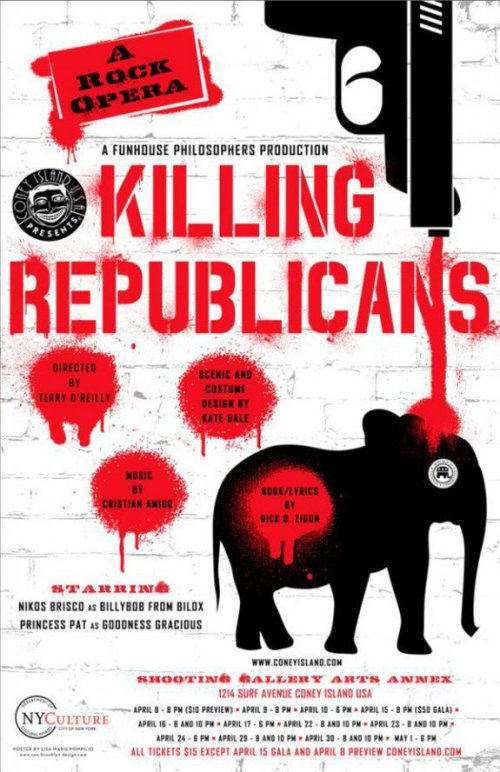 Killing Republicans: The Musical
