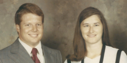 Mike and Judy Hooks