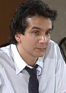Young Charles Krauthammer