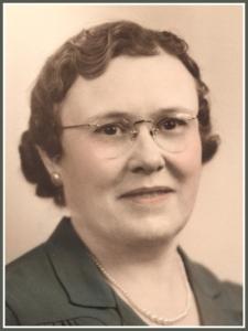 Bertha Gertrude Holland Hooks Edgerton