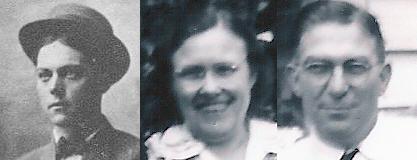 Hardy, Bertha, & Harold